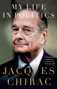 My Life in Politics Book