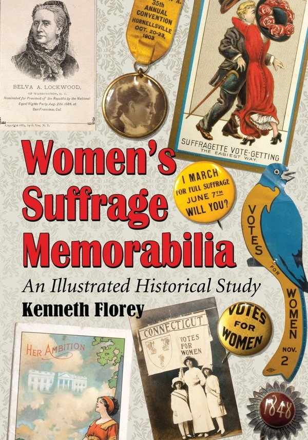 Women's Suffrage Memorabilia
