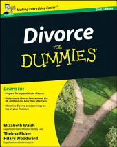 Divorce For Dummies: Edition 2