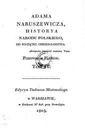 Historya narodu Polskiego ...