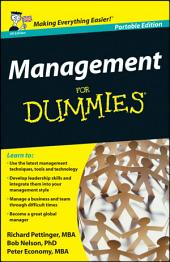 Management For Dummies, UK Edition: Edition 2