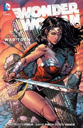 Wonder Woman Vol. 7: War-Torn
