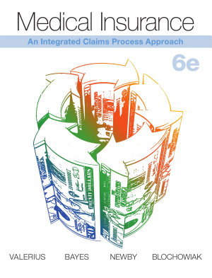 Medical Insurance  An Integrated Claims Process PDF
