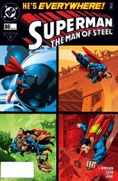 Superman: The Man of Steel (1991-) #86
