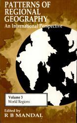 Patterns Of Regional Geography World Regions Book PDF