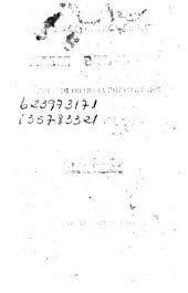 Una conspiracion en tiempo de Luis XIII: Volúmenes 3-4