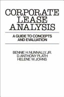 Corporate Lease Analysis