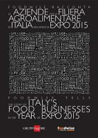 Foodwise racconta le aziende della filiera agroalimentare in Italia nell anno di Expo PDF