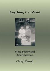 Anything You Want Book PDF