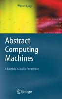 Abstract Computing Machines PDF