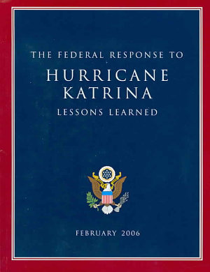 The Federal Response to Hurricane Katrina