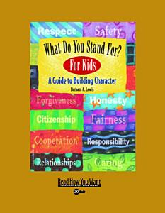 What Do You Stand For  for Kids PDF