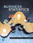Business Statistics  Student Value Edition PDF