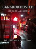 Bangkok Busted You Go to Jail for Sure PDF