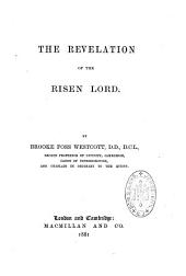 The Revelation of the Risen Lord