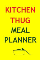 Kitchen Thug Meal Planner PDF