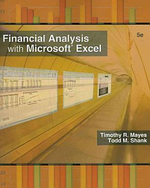 Financial Analysis with Microsoft Excel 2007 PDF