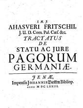 Tractatus de Jure ac Statu Pagorum Germaniae