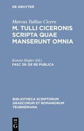 De re publica: Librorum sex quae manserunt, Edition 2