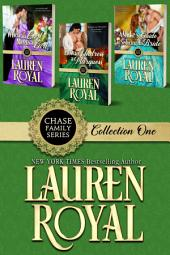 Chase Family Boxed Set One - The Jewels: Amethyst, Emerald, and Amber