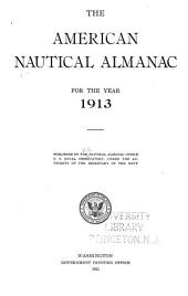 The American nautical almanac: Volume 1913