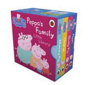 Peppa Pig  Peppa s Family Little Library