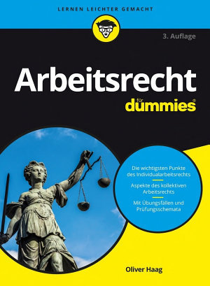 Arbeitsrecht f  r Dummies PDF