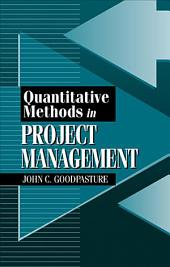 Quantitative Methods in Project Management