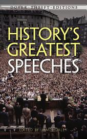 History's Greatest Speeches