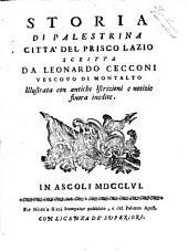Storia di Palestrina Citta'Del Prisco Lazioscri