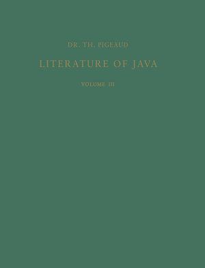 Literature Of Java