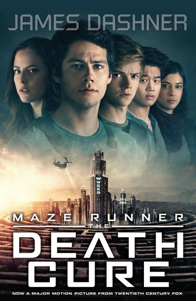 Download Maze Runner 3  The Death Cure Book
