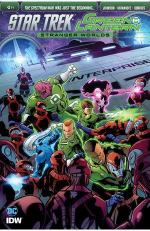 Star Trek Green Lantern Vol 2  3