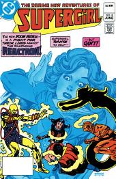 The Daring New Adventures of Supergirl (1982-) #8