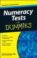 Numeracy Tests For Dummies PDF