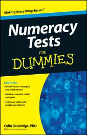 Numeracy Tests For Dummies