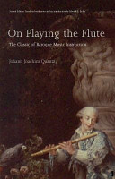 On Playing the Flute PDF