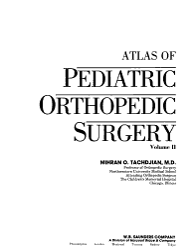 Atlas of Pediatric Orthopedic Surgery PDF