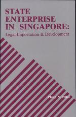 State Enterprise in Singapore