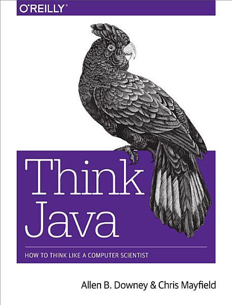 Download Think Java Book
