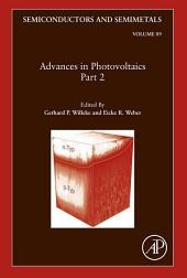 Advances in Photovoltaics:: Part 2