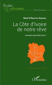 La Côte d'Ivoire de notre rêve: Comment peut-elle éclore ?