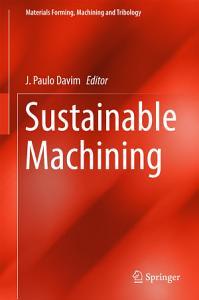 Sustainable Machining