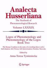 Logos of Phenomenology and Phenomenology of The Logos. Book Two