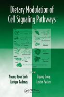Dietary Modulation of Cell Signaling Pathways PDF