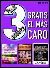 Pack 3 ebooks, Gratis el más caro: Box Set nº2
