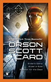 Ender's Game Boxed Set II: Ender's Game, Ender in Exile, Speak for the Dead