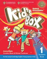 Kid s Box Level 1 Student s Book American English PDF
