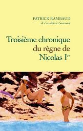 Troisième chronique du règne de Nicolas Ier