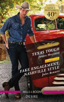 Texas Tough/Kiss Me Again, Country